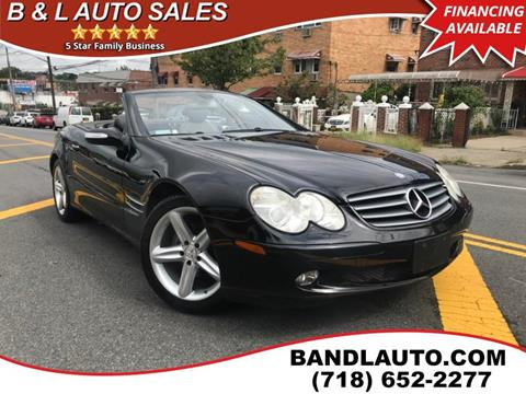 2006 Mercedes-Benz SL-Class for sale in Bronx, NY