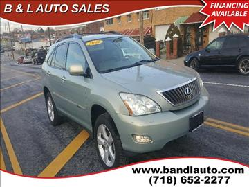 2008 Lexus RX 350 for sale in Bronx, NY