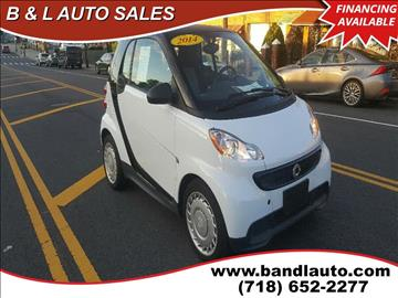 2014 Smart fortwo for sale in Bronx, NY