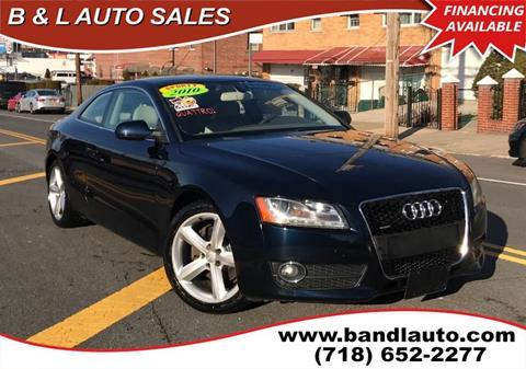 2010 Audi A5 for sale in Bronx, NY