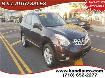 2012 Nissan Rogue for sale in Bronx, NY