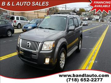 2010 Mercury Mariner for sale in Bronx, NY
