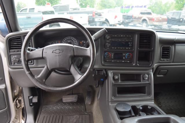 2006 Chevrolet Silverado 3500 LT2 4dr Crew Cab 4WD LB DRW - Fortville IN