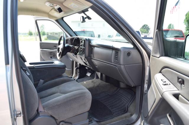 2005 Chevrolet Silverado 2500HD 2dr Standard Cab LS 4WD LB - Fortville IN