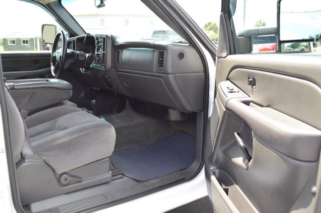 2007 GMC Sierra 2500HD Classic SLE1 4dr Crew Cab 4WD SB - Fortville IN