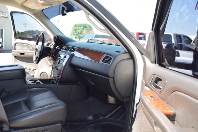 2008 Chevrolet Silverado 2500HD 4WD LTZ 4dr Crew Cab SB - Fortville IN