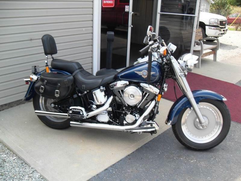 1998 Harley-Davidson FLH