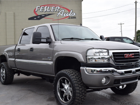 2007 GMC Sierra 2500HD Classic for sale in Fortville, IN