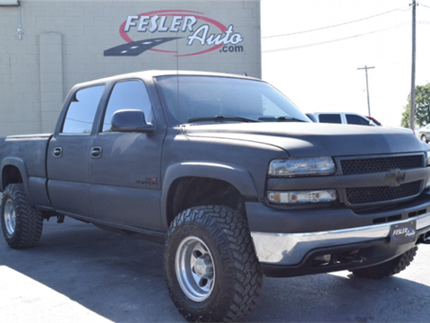 2002 Chevrolet Silverado 2500HD for sale in Fortville, IN