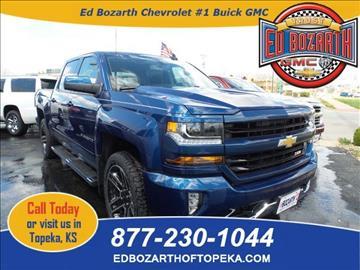 2017 Chevrolet Silverado 1500 for sale in Topeka, KS