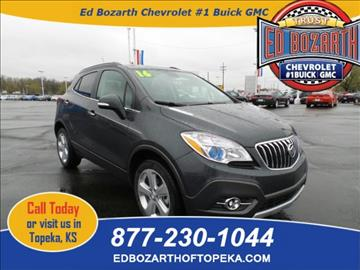 2016 Buick Encore for sale in Topeka, KS
