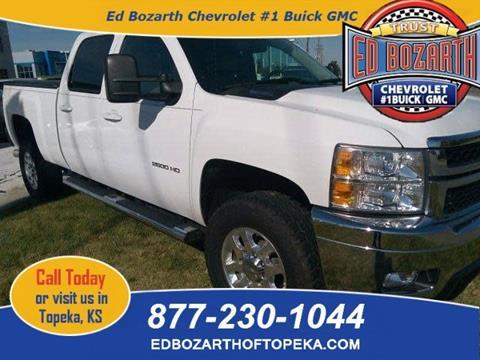 2013 Chevrolet Silverado 2500HD for sale in Topeka, KS