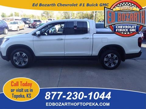 2017 Honda Ridgeline for sale in Topeka, KS