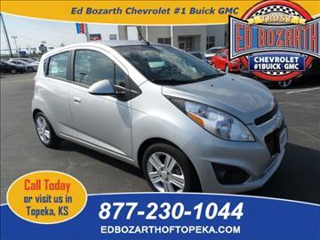 2014 Chevrolet Spark for sale in Topeka, KS