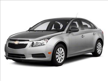 2011 Chevrolet Cruze for sale in Topeka, KS