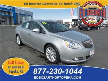 2012 Buick Verano for sale in Topeka, KS
