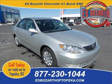 2006 Toyota Camry for sale in Topeka, KS