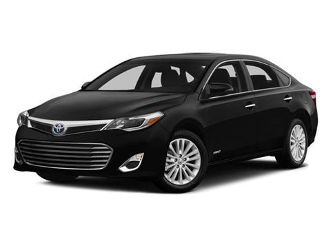 2014 Toyota Avalon Hybrid for sale in Topeka, KS