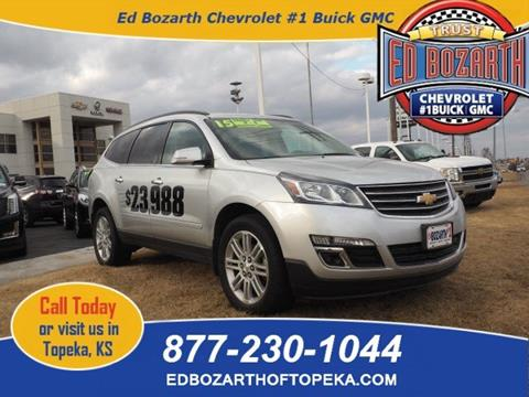 2015 Chevrolet Traverse for sale in Topeka, KS
