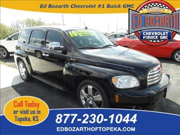 Ed Bozarth Topeka Ks >> Chevrolet HHR For Sale - Carsforsale.com