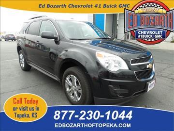 2015 Chevrolet Equinox for sale in Topeka, KS