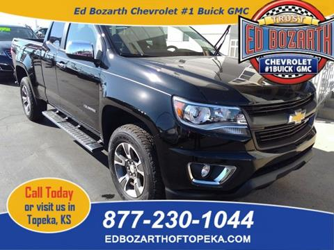 2016 Chevrolet Colorado for sale in Topeka, KS