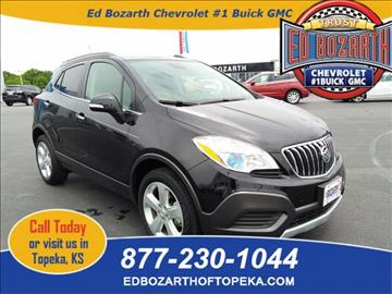2015 Buick Encore for sale in Topeka, KS