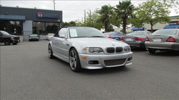 2003 BMW M3 for sale in Fife, WA
