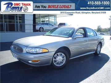 2004 Buick LeSabre for sale in Abingdon, MD