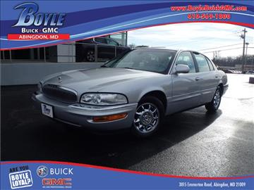 2002 Buick Park Avenue for sale in Abingdon, MD