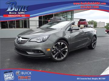 2017 Buick Cascada for sale in Abingdon, MD