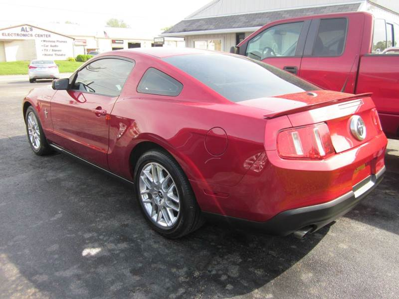 2012 Ford Mustang V6 2dr Coupe - Effingham IL