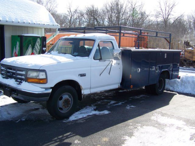 Used 1997 Ford F 350 For Sale