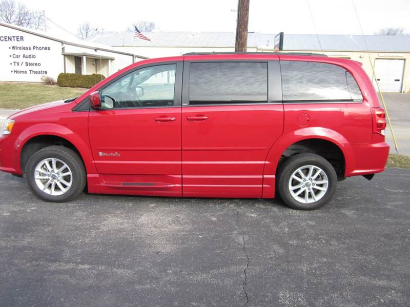 2014 Dodge Grand Caravan SXT 4dr Mini-Van - Effingham IL