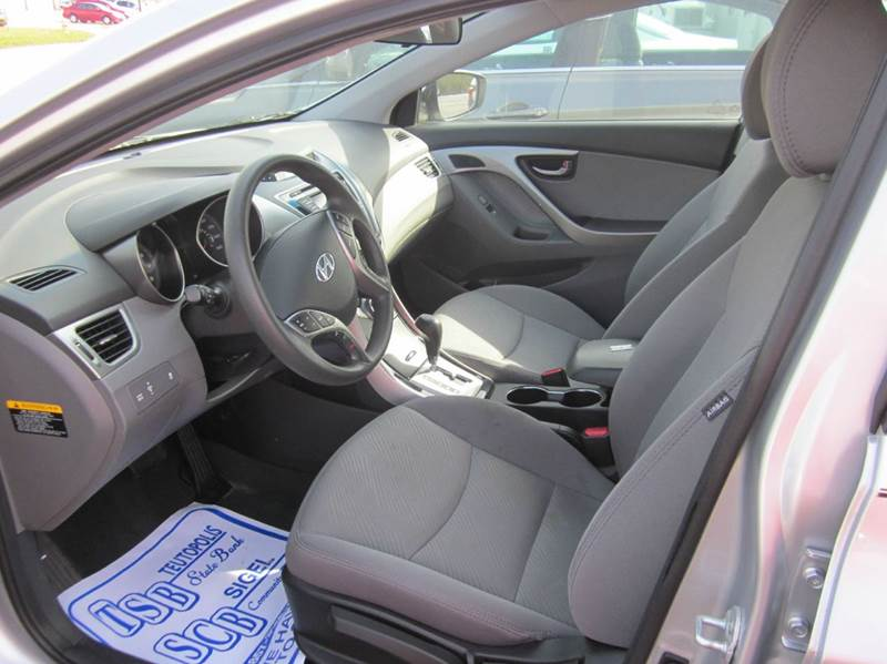 2013 Hyundai Elantra GLS 4dr Sedan - Effingham IL
