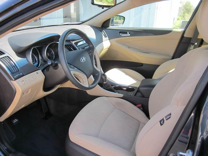 2013 Hyundai Sonata GLS 4dr Sedan - Effingham IL