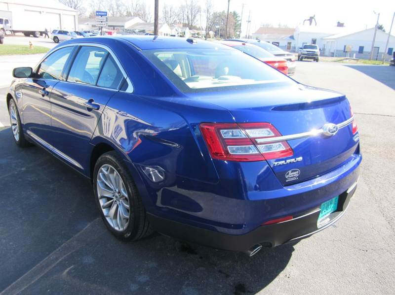 2013 Ford Taurus Limited 4dr Sedan - Effingham IL