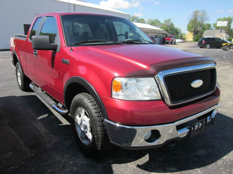 2007 Ford F-150 XLT 4dr SuperCab 4WD Styleside 6.5 ft. SB - Effingham IL