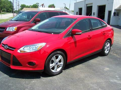 2013 Ford Focus for sale in Effingham, IL