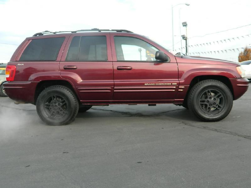 1999 jeep grand cherokee limited 4dr 4wd suv in moses lake. Cars Review. Best American Auto & Cars Review