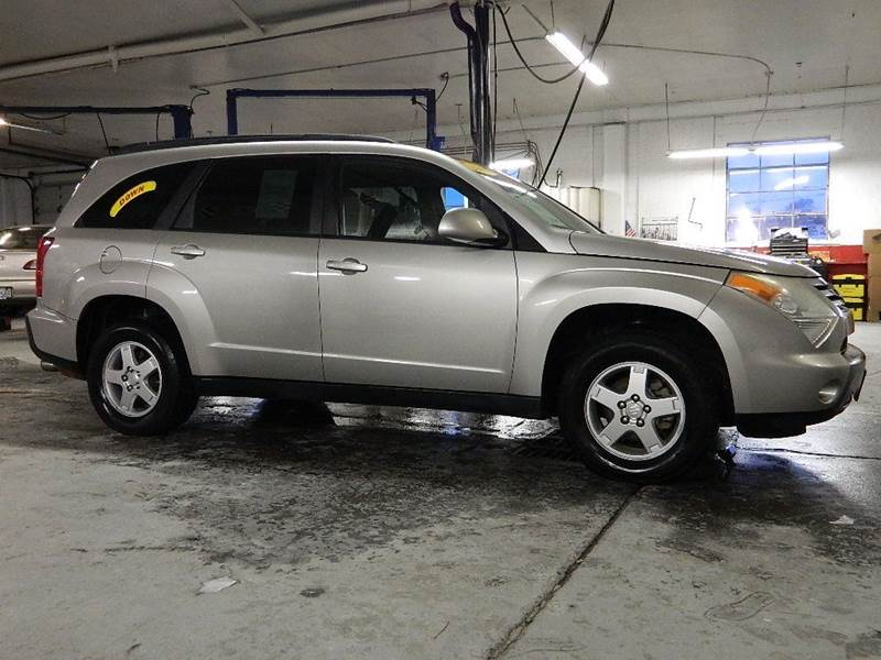 2007 suzuki xl7 awd luxury 4dr suv 7 passenger w dvd in. Black Bedroom Furniture Sets. Home Design Ideas
