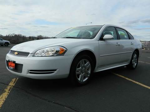2013 Chevrolet Impala for sale in Moses Lake, WA