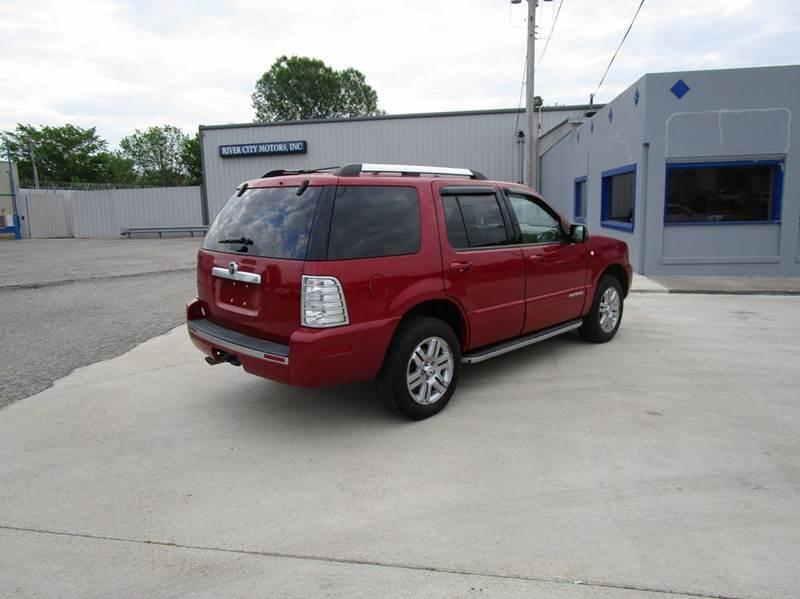 2010 Mercury Mountaineer AWD Premier 4dr SUV - Memphis TN
