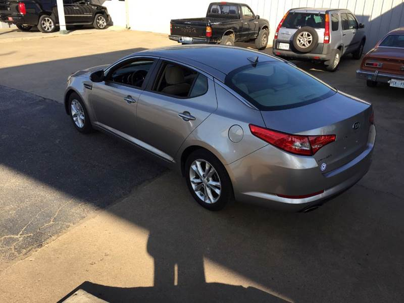2013 Kia Optima LX 4dr Sedan - Memphis TN