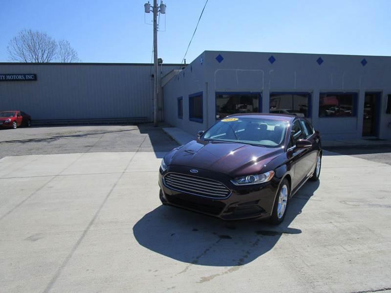 2013 Ford Fusion SE 4dr Sedan - Memphis TN
