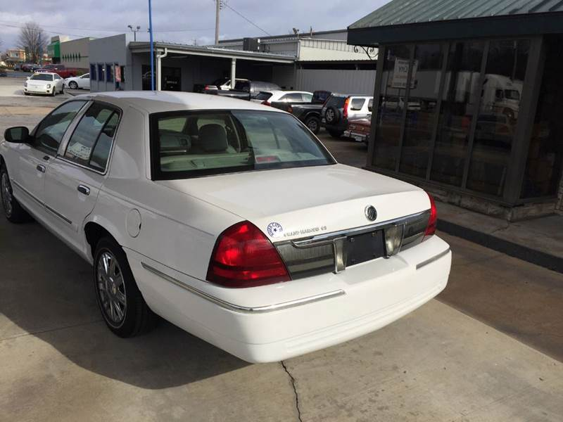 2006 Mercury Grand Marquis GS 4dr Sedan - Memphis TN