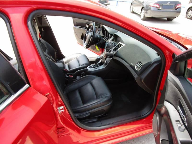 2014 Chevrolet Cruze 2LT Auto 4dr Sedan w/1SH - Memphis TN