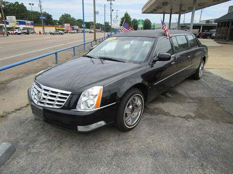2006 Cadillac DTS for sale in Memphis, TN