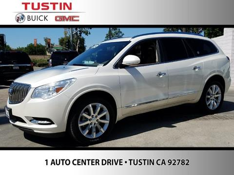 2015 Buick Enclave for sale in Tustin, CA