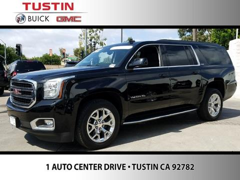 2016 GMC Yukon XL for sale in Tustin, CA